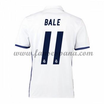 Camisetas De Futbol Real Madrid Bale 11 Primera Equipación 2016-17