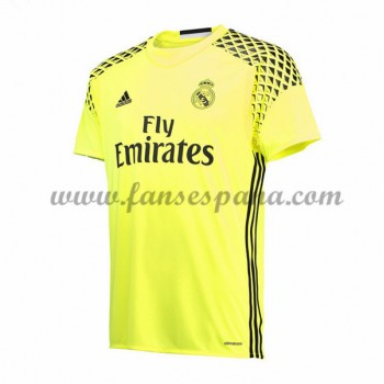 8831785c9c67a Camisetas De Futbol Real Madrid Portero Segunda Equipación 2016-17