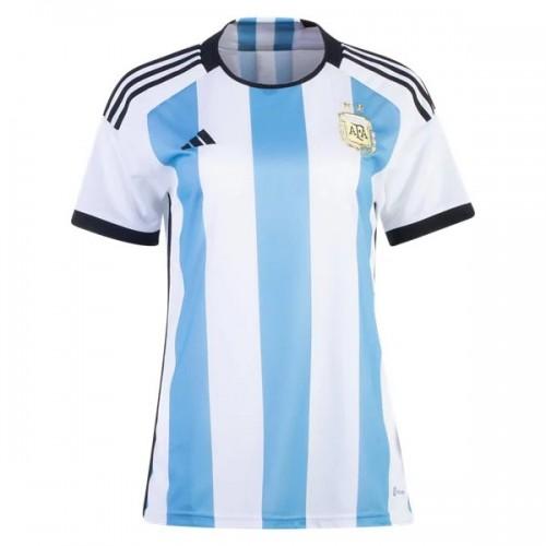 Camisetas De Futbol Para Mujer Argentina Copa Mundial 2018 Primera  Equipación Baratas a6aceee85fc46
