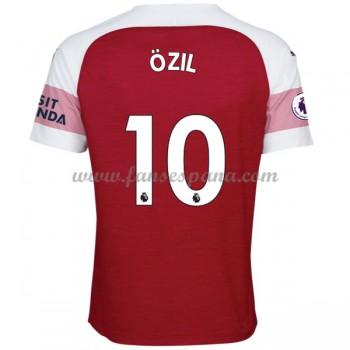 Camisetas De Futbol Arsenal Mesut Ozil 10 Primera Equipación 2018-19