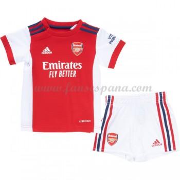 Camisetas Futbol Niños Arsenal Primera Equipación 2017-18