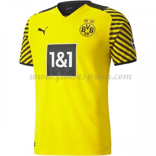 f6dd9303e6c45 Camisetas De Futbol BVB Borussia Dortmund Primera Equipación 2017-18