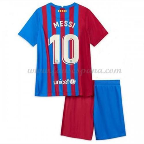 Camisetas Futbol Niños Barcelona Lionel Messi 10 Primera Equipación 2017-18. 17684bff2b5