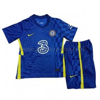 Camisetas Futbol Niños Chelsea Primera Equipación 2017-18