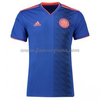 Camisetas De Futbol Selección Colombia Copa Mundial 2018 Segunda Equipación