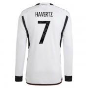 0dccd5bbbb446 Camisetas De Futbol Selección Alemania Copa Mundial 2018 Julian Draxler 7 Primera  Equipación Manga L.