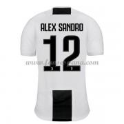 Camisetas De Futbol Juventus Alex Sandro 12 Primera Equipación 2018-19. fdce88ad9ae2b