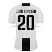 Camisetas De Futbol Juventus João Cancelo 20 Primera Equipación 2018-19. d1a64f792d569