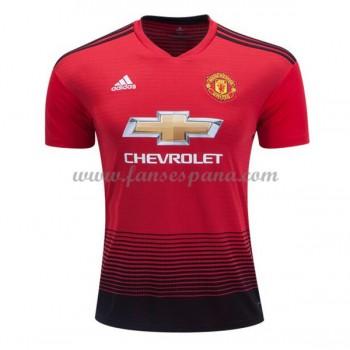 Camisetas De Futbol Manchester United Primera Equipación 2018-19