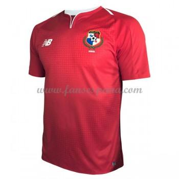 Camisetas De Futbol Selección Panamá Copa Mundial 2018 Primera Equipación