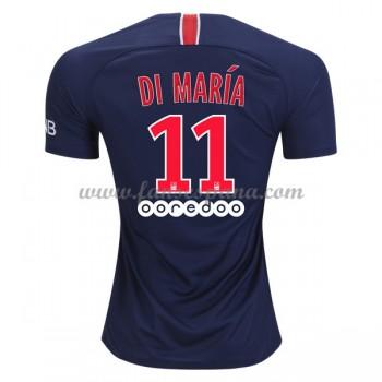 Camisetas De Futbol Paris Saint Germain PSG Di Maria 11 Primera Equipación 2018-19