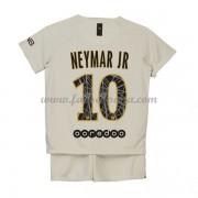 46d2c889a Camisetas De Futbol Niños Paris Saint Germain PSG Neymar Jr 10 Segunda Equipación  2018-19