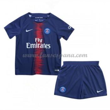 Camisetas De Futbol Niños Paris Saint Germain PSG Primera Equipación 2018-19