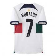 Camisetas De Futbol Selección Portugal Copa Mundial 2018 Cristiano Ronaldo  7 Segunda Equipación. bb2d1b0ae61b6