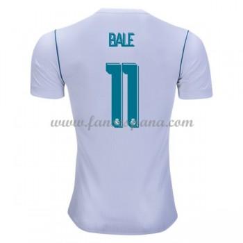Camisetas De Futbol Real Madrid Gareth Bale 11 Primera Equipación 2017-18