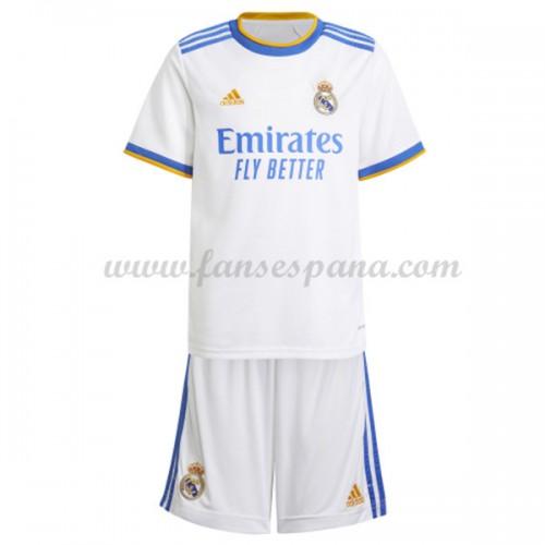 43711d30eea76 Camisetas Futbol Niños Real Madrid Primera Equipación 2017-18
