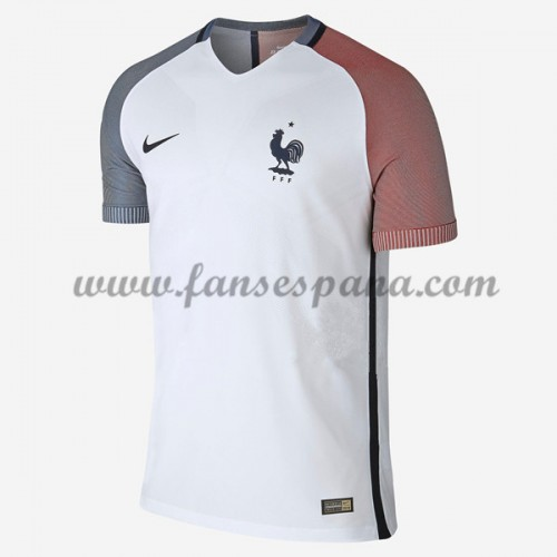 69a9c5fc1fb2f Camisetas De Futbol Francia Eurocopa 2016 Segunda Equipación